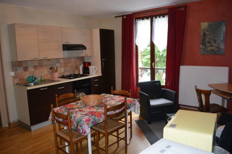 appartement meublé 2ème étage